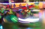 Boxauto fahren auf Pützchens Markt