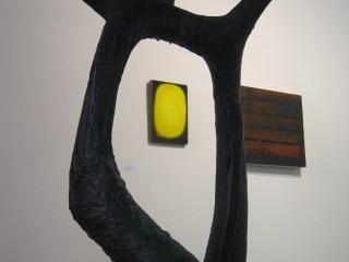 Ausstellungssituation: Fundstücke in Dornbirn