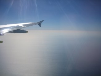 LX 1953 - Flug über das Meer