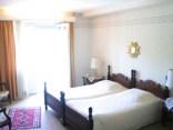 Ehnen, Luxemburg - ein sehr altes wunderschönes Hotel an der Mosel (2. Zimmer)