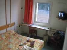 Mein erstes Zimmer in Dudelange, Luxemburg