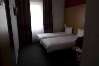Hotelzimmer in Prag