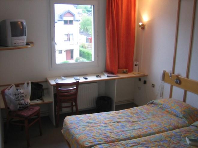 Hotelzimmer in Luxemburg
