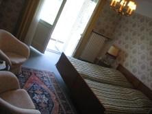 Ein sehr altes Hotel in Ehnen, Luxemburg