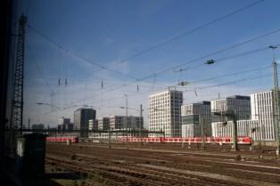 Nahverkehr in München Hbf