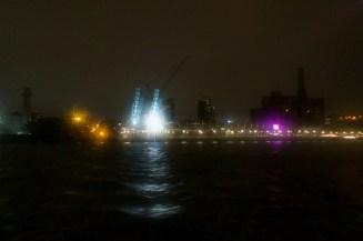 Mit der Fähre auf dem East River