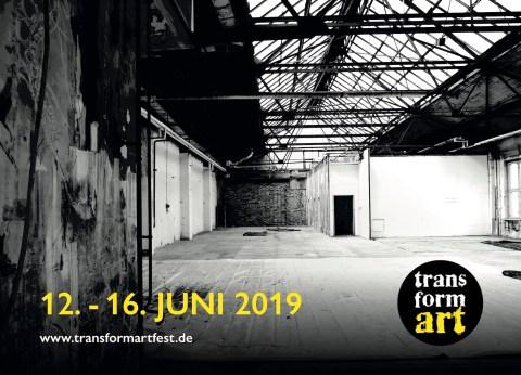 Flyer Transformart 2019