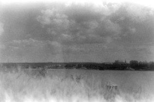 Die Kennedybrücke von Bonn Beuel aus gesehen