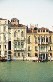 Der Palazzo Contarini Fasan, auch Casa di Desdemona