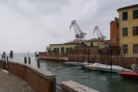 Die Giudecca im Jahr 2019 macht einen gepflegten und gut instand gesetzten Eindruck