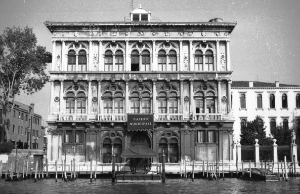 Palazzo Vendramin-Calergi. Das heutige Casino