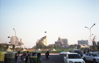 Connaught Square New Delhi - India 2006 Fuji Superia 200