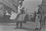 Handtaschen Verkäufer im Bazaar District
