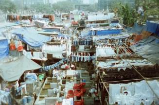 Mumbai Dhobi Ghat Laundry District 1