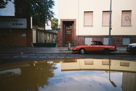 Trashig mit der LOMO in Berlin - 12