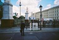Trashig mit der LOMO in Berlin - 2