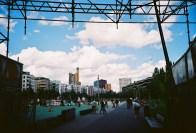 Trashig mit der LOMO in Berlin - 4