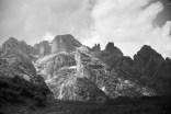 ORWO DN21 - Silbrig glänzende Dolomiten