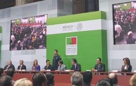 Acompaña Pepe Yunes al presidente Peña Nieto en el III Foro Internacional de Inclusión Financiera