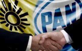 PAN, PRD y MC alistan registro del Frente Opositor ante el INE