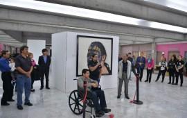 "Presenta Alberto Bertiroquai su obra ""Dibujos y Pinturas 2008-2017"""