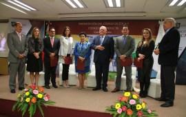 Presentan los Códigos de Ética y de Conducta del Poder Judicial del Estado de Veracruz