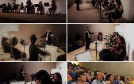Conmemoran 10 años de la fundación de la Orquesta Juvenil de Cámara de Coatzacoalcos