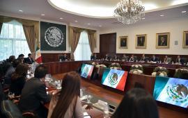 Ni de Sumisión Ni de Tibieza, en la defensa de los intereses de México: EPN