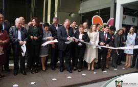 Inaugura Magistrado Presidente Edel Álvarez el Primer Centro de Convivencia Familiar en la Ciudad Judicial Xalapa.