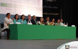 Representa Iresine Calzada al Magistrado Presidente Edel Álvarez en ceremonia de Graduación