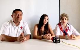 Cruz Roja Tuxtepec presenta a Esmeralda 1era. como su próxima reina 2018