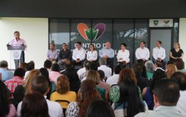 El Gobernador Yunes Linares inaugura el Segundo Centro de Convivencia Familiar en la Ciudad Judicial del Puerto de Veracruz