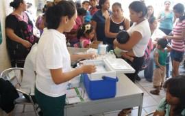 Realizará IMSS Veracruz Sur 398 Milacciones en Semana Nacional de Salud
