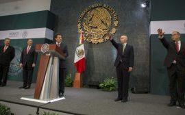 Designa el Presidente Enrique Peña Nieto a Pepe Toño González Anaya como titular de la SHCP