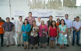 Prospera trabaja día a día por los sectores más vulnerables de Veracruz