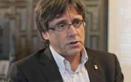 Una jueza española emite orden de captura en contra de Puigdemont