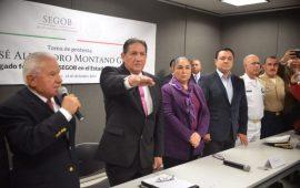 Desde la Segob, mayor vinculación y eficiencia en el servicio: Alejandro Montano