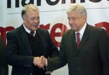 """Se formaliza la alianza PT-MORENA-PES """"Juntos Haremos Historia"""": Alberto Anaya"""