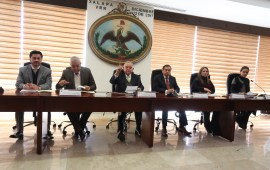 Magistrado Presidente Edel Álvarez, agradece respaldo del Gobernador Yunes Linares al Poder Judicial del Estado de Veracruz