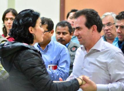 Este extraordinario reto electoral lo vamos a coronar con el triunfo: Pepe Yunes