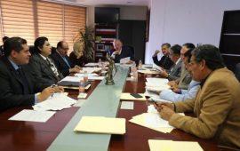 Edel Álvarez preside sesión del Pleno de Magistrados del Tribunal Superior de Justicia