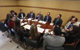 Embajada del Reino Unido ofrece cooperación al Poder Judicial del Estado de Veracruz