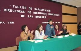 Ayuntamientos deben destinar mayores recursos a Institutos Municipales de las Mujeres: Yolanda Olivares