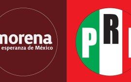 Amasiato PRI-MORENA Congreso Estatal