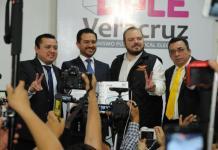 """""""El cambio, que ya inició, será más grande y más fuerte los próximos 6 años"""": Yunes Márquez"""