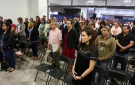 Convocan a servidores públicos del Poder Judicial a asumirla responsabilidad histórica de hacer justicia en Veracruz
