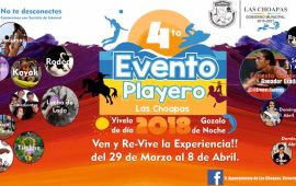Confirma TRONCO la Cartelera para el IV Evento Playero 2018