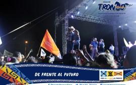 """""""No venimos a ganar, venimos a arrasar"""": TRONCO"""
