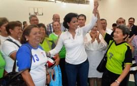 """ISSSTE Veracruz Contara con """"CASA DE DÍA"""" y nuevas oficinas de PensiónISSSTE : Elízabeth Morales"""