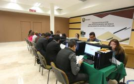 Hoy se aplicó examen a aspirantes a Jueces de Primera Instancia en Materia Familiar